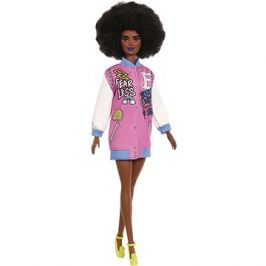 Barbie Modelka - V Letterman bundě