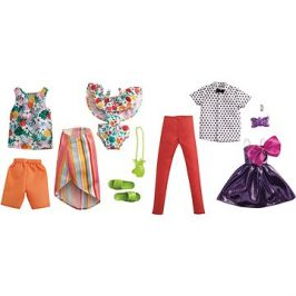 Barbie/Ken Fashion Oblečky 2ks