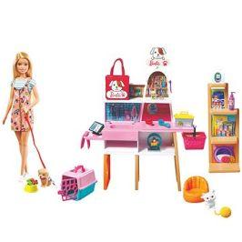 Barbie Zvířecí salón krásy