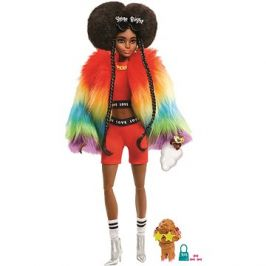 Barbie Extra - V pláštěnce