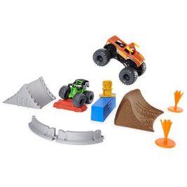 Monster Jam 2 Autíčka s Doplňky