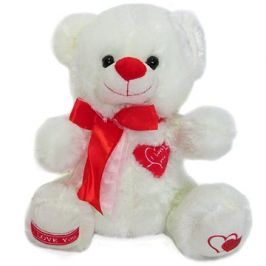 Medvídek s mašlí - 35 cm
