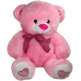 Medvěd Nosík Růžový - 40 cm