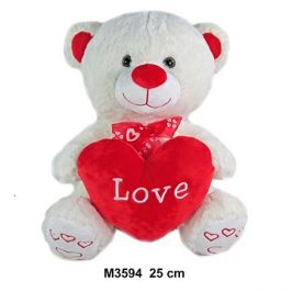 Medvídek Love - 25 cm