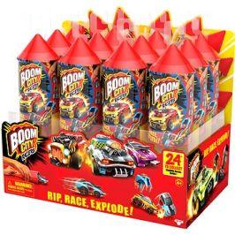 Boom City Racers základní set 1ks