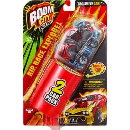 Boom City Racers - Boom yah! X dvojbalení, série 1