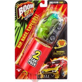 Boom City Racers - Hot tamale! X dvojbalení, série 1