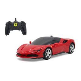 Jamara Ferrari SF90 Stradale 1:24 červené 2,4GHz