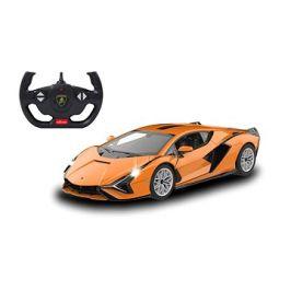 Jamara Lamborghini Sián 1:14  2,4GHz manual doors oranžový