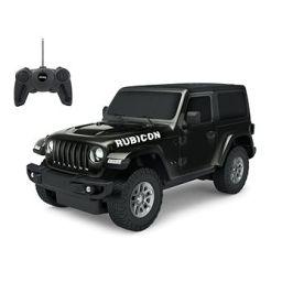 Jamara Jeep Wrangler JL 1:24 černé 27MHz