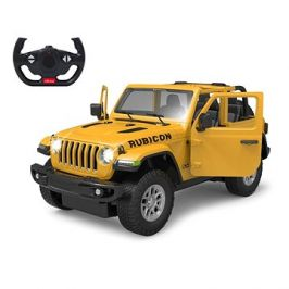Jamara Jeep Wrangler JL 1:14 door manual yellow 2,4G A