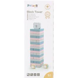 Dřevěná věž  54 ks