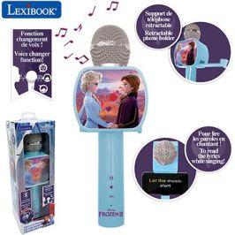Frozen Bezdrátový mikrofon s Bluetooth reproduktorem