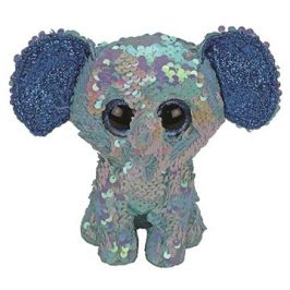 BOOS Flippables STUART, 15 cm - flitrový slon