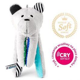 Whisbear šumící medvěd s CRY senzorem tyrkysový