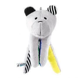 Whisbear šumící medvěd s CRY senzorem citronový