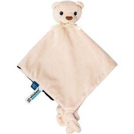 Whisbear Doudou komfortní deka medvěd kluk
