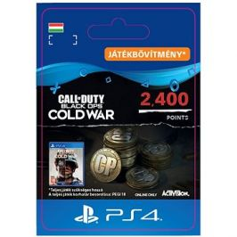 Call of Duty: Black Ops Cold War Points - 2,400 Points - PS4 CZ Digital