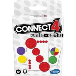 Karetní hra Connect 4 CZ SK