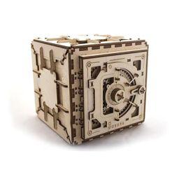 Ugears 3D Mechanický Trezor