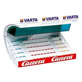 Carrera 21100 Budovy - Tribuna