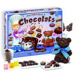 SentoSphere výroba čokolády