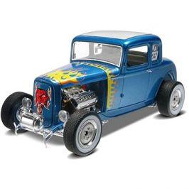 Plastic ModelKit Monogram auto 4228 - 32 Ford 5 Window Coupe