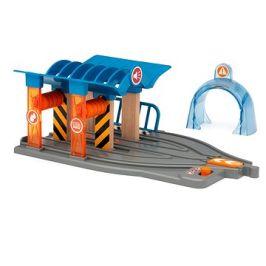Brio World 33975 SMART TECH SOUND Myčka s dílnou