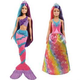 Barbie Princezna/Panna s dlouhými vlasy