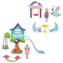 Barbie Chelsea Herní set