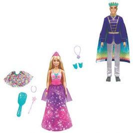 Barbie Princ/Princezna se změnou
