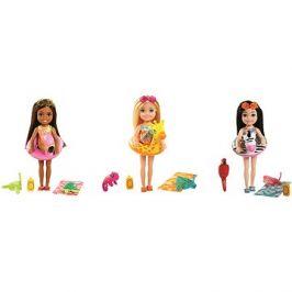 Barbie Dha Chelsea s doplňky na pláž