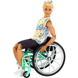 Barbie Model Ken Na invalidním vozíku