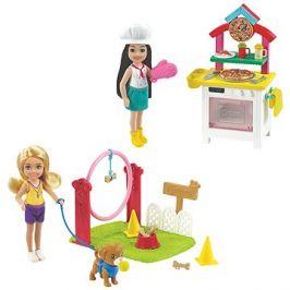 Barbie Chelsea s doplňky