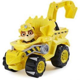 Tlapková patrola Rubble Dino Tématická Vozidla