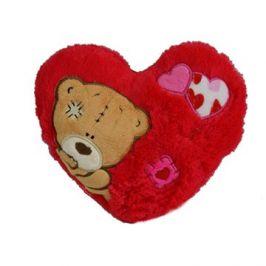 Srdce s méďou 16 x 20 cm