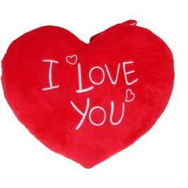 Srdce I Love You - 37 cm