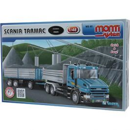 Monti system 65 - Scania Tarmac měřítko 1:48