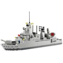 Stavebnice vojenská loď, 528 dílů