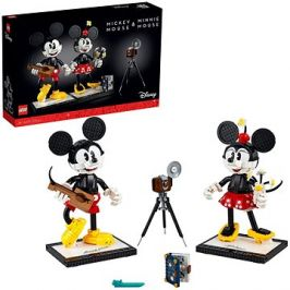 LEGO Disney Princess 43179 Myšák Mickey a Myška Minnie