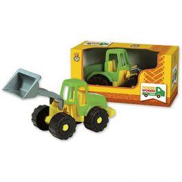 Androni Nakladač Power Worker - délka 27 cm, zelený