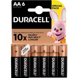 Duracell Basic AA 6 ks