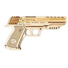 Ugears Wolf-01 model pistole