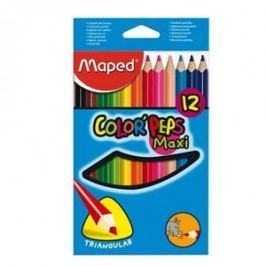 MAPED Color Peps Jumbo 12 barev