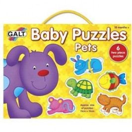 GALT Puzzle pro nejmenší – Domácí mazlíčci