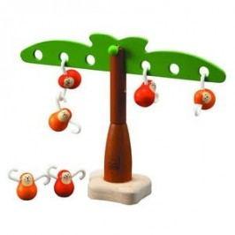 Plan Toys Balancující opičky