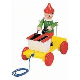 Bino Tahací Pinocchio s xylofonem