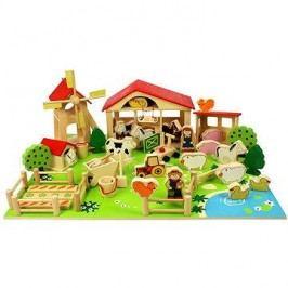 Velká dřevěná farma  - 691621034156
