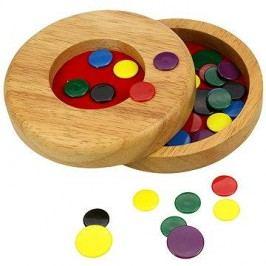 Dřevěná hra - Blechy
