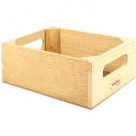 Krabička na dřevěné potraviny